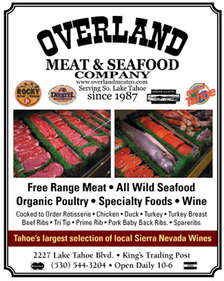 Overland Meat & Seafood Co. Ad