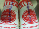 John Taylor Pork Roll sold at Overland Meat & Seafood Co.