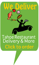 Lake Tahoe Restaurant Delivery